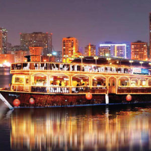 Full Day Dhow Cruise in Musandam, Oman