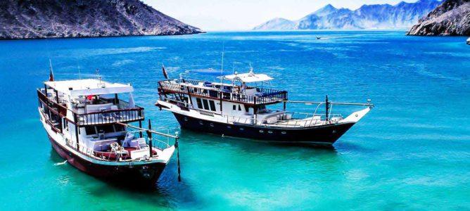 Half Day Dhow Cruise in Musandam, Oman