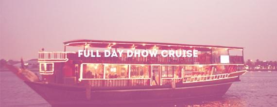 Khasab Musandam Full Day Dhow Cruise