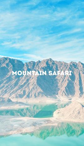 Khasab Musandam Mountain Safari