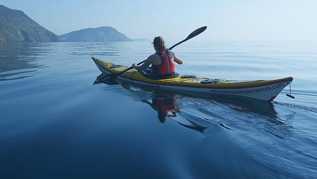 Khasab Musandam kayaking